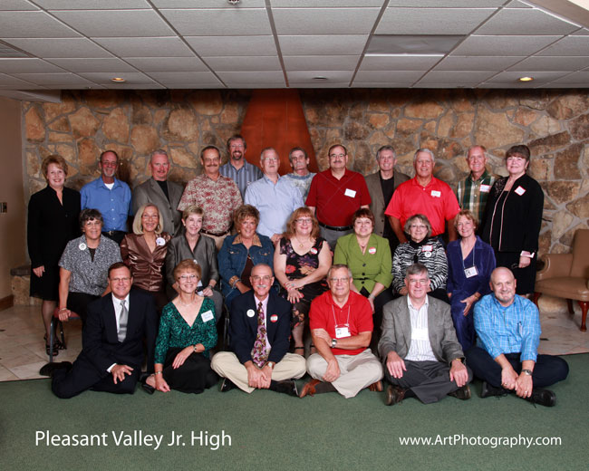Pleasant Valley - Class Reunion at  Rolling Hills Country Club