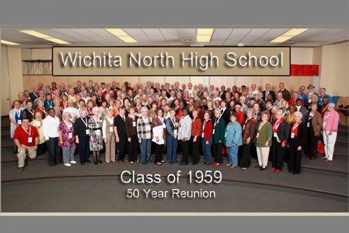 Wichita  North High class of 1959