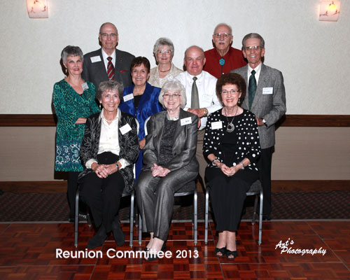 North High Class of 1953 Wichita Reunion Committee - Wichita Marriot Hotel