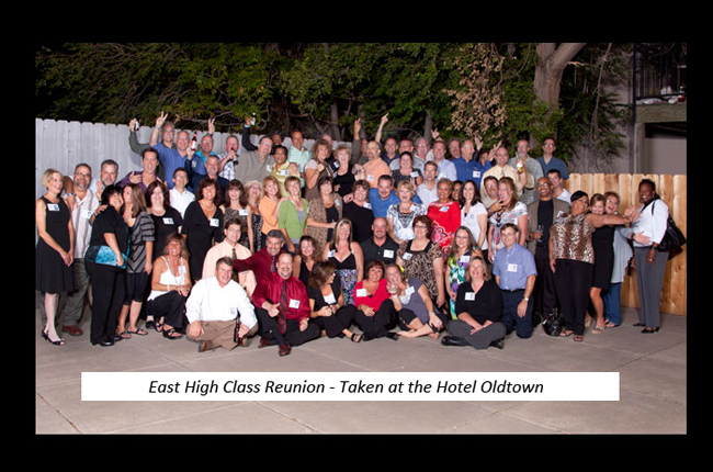 North High Class Reunion - Class reuinion Wichita Oldtown Hotel